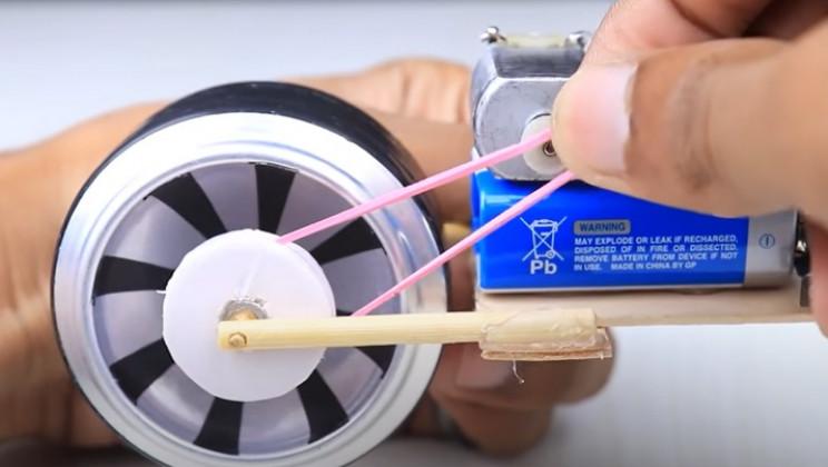 diy toy bike drive wheel
