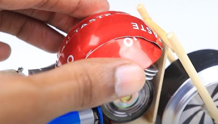 diy toy bike fuel tank