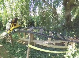 Build a Budget Roller Coaster in Your Backyard for Less Than $500