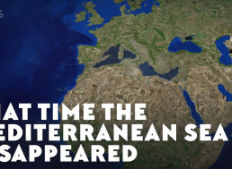 The Story behind That Time the Mediterranean Sea Disappeared