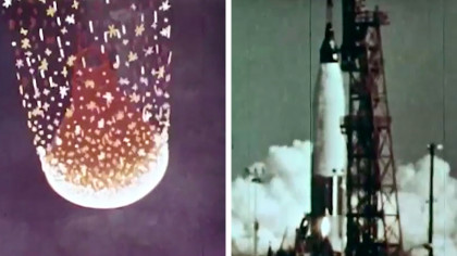 NASA's 1962 Movie Explains Rocket Stages with Clever Illustrations