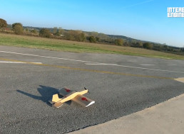 An RC Acrobatic Model Airplane That Actually Flies