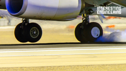 The Engineering Behind the Small But Mighty Airplane Tires