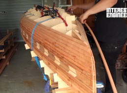 Build Your Own Cedar Canoe with This In-Depth Guide