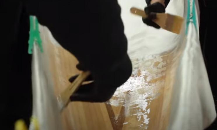 diy cedar canoe internal fiberglass