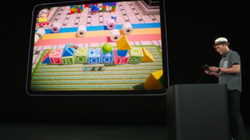This YouTuber Makes a Parody of the Latest Apple Keynote Event