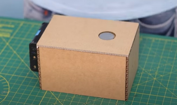 coin box complete