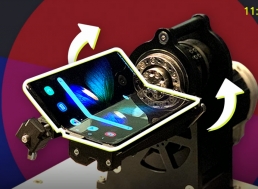 Watch the Samsung Galaxy Fold Fail After Hours of Opening and Closing