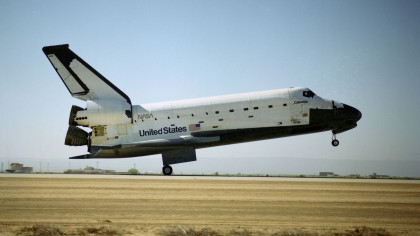 Here's How NASA Taught the Space Shuttle to Fly Like a Glider Using Trial and Error