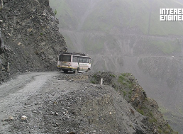 Some of The World's Most Treacherous Roads