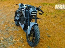 """A Guide to Building Your Own Electric """"Streetfighter"""" Style Motorcycle"""