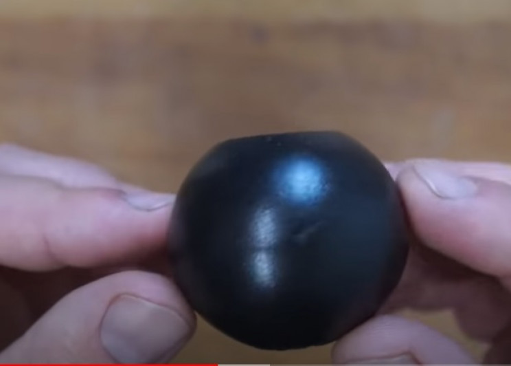 diy pressure gauge restore knob polish