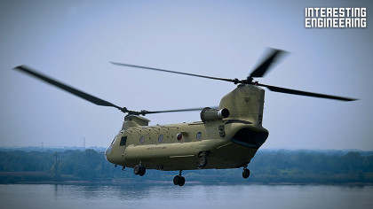 The Boeing CH-47 Chinook: the Workhorse of the Sky