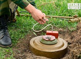 The Many Deadly Dangers of Land Mines