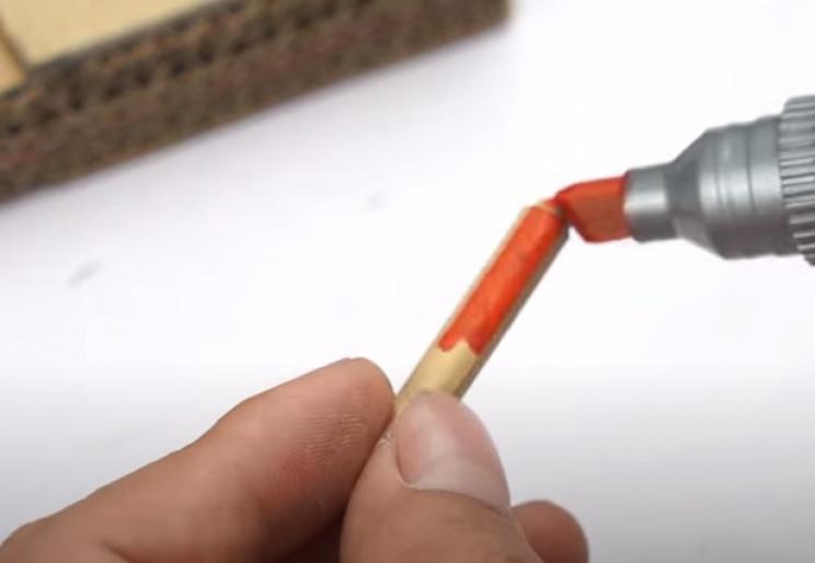diy cardboard gun bullets