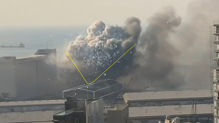Research Team Releases Detailed Investigation of Beirut Explosion
