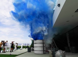 Watch the 'World's Largest' Liquid Nitrogen Explosion