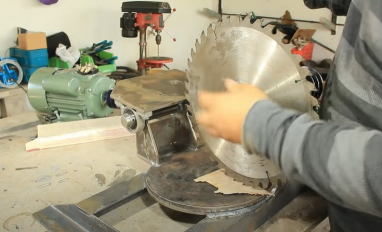 miter table saw combo blade