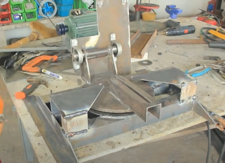 combi miter table saw jaws