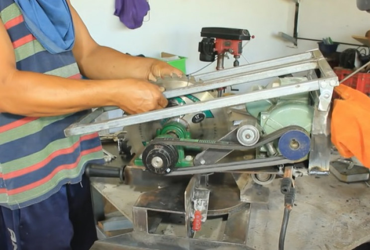 miter table saw combo table saw frame