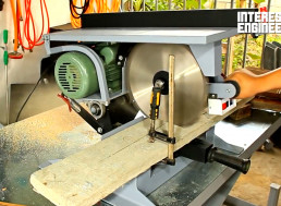 Get the Best of Both Worlds With This Combination Miter and Table Saw