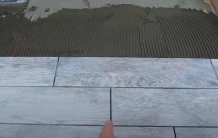 diy tiling laying tiles