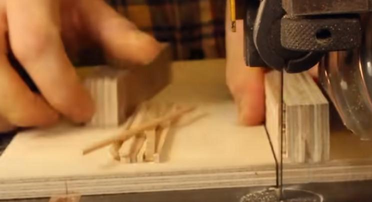 diy mario guitar cut sticks