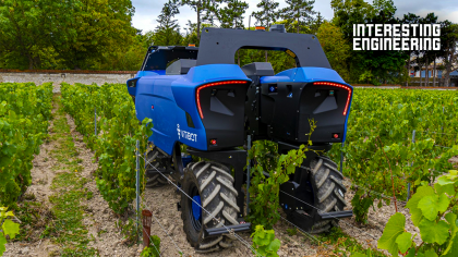 The Futuristic Farming Robots That Are Changing Agriculture