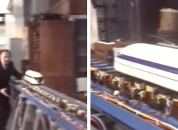 Inventor of Maglev Trains Explains How They Work in a 1975 Lecture
