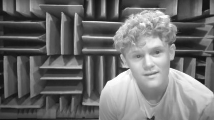 A YouTuber Tried to Break a World Record. By Staying in the World's Quietest Room?