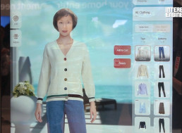 Almost Magical Smart Mirror that Shows You What Clothes Will Look Like on You