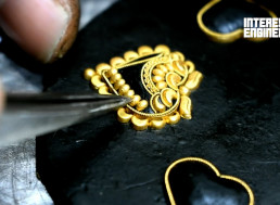 How to Make 24k Gold Mangalsutra Necklace