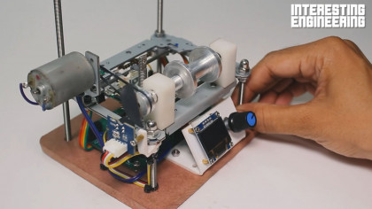 How to Make an Arduino-Based Copper Wire Winding Machine