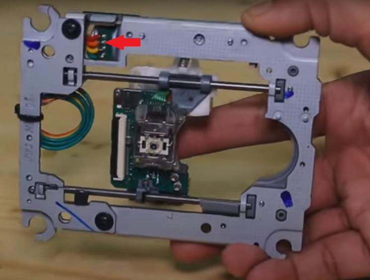 copper wire winder dvd player