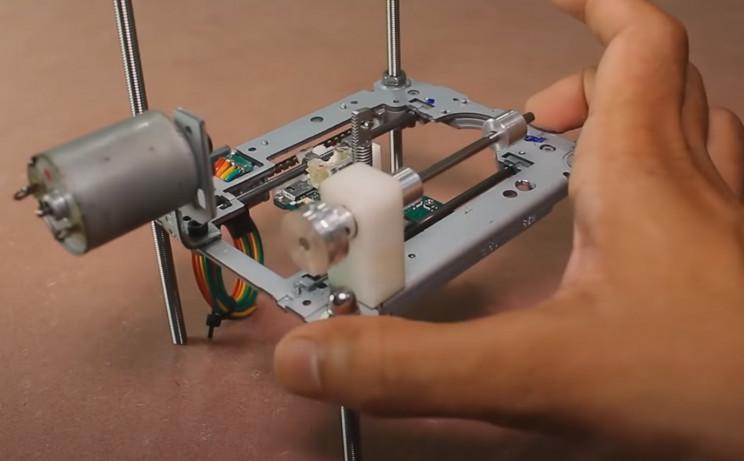 copper wiring machine feet