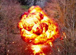 This Is Why Real Explosions Don't Look Like Those in Hollywood Movies