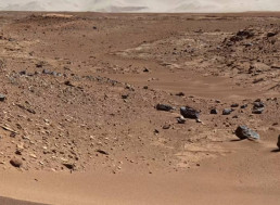 For the First Time Ever, There is a Video of the Planet Mars Rendered in 4K