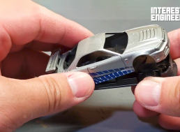 Turn Your Favorite 'Hot Wheels' Car into a Mini-RC Model