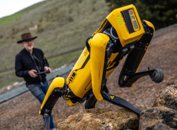 YouTuber Tests Boston Dynamics' Spot Robot on an Obstacle Course