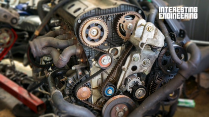 The Fascinating Way Internal Combustion Engines Work