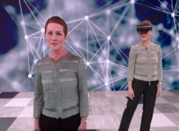 Watch Microsoft's New AI Hologram Speak Fluent Japanese