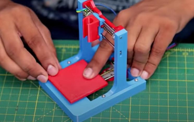 diy laser engraver platform
