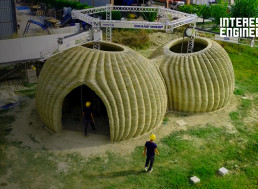 Some of the Stunning 3D Printed Houses and Structures