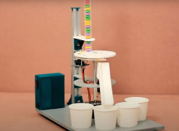Make Your Very Own Arduino-Based Color Candy Sorting Machine
