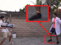 Busting the Mythbusters? A Man Built a Working Water Stun Gun