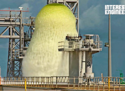 Why NASA Uses Half a Million Gallons of Water to Launch a Rocket