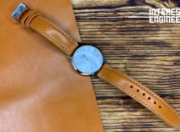 Give Your Watch a Makeover With DIY Leather Straps