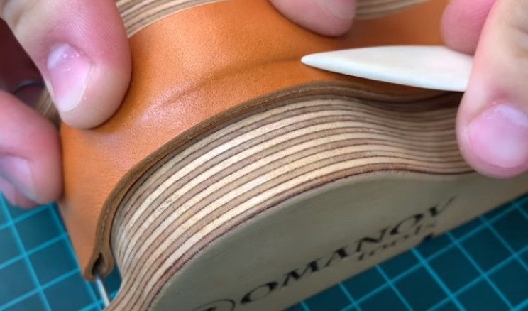 diy watch strap modelling tools